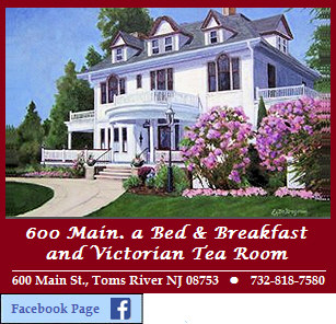 600 Main - Victorian Lodging and Tea Room
