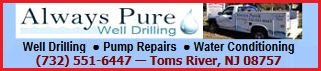 Always Pure Well Drilling