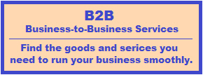 Business-to-Business Services