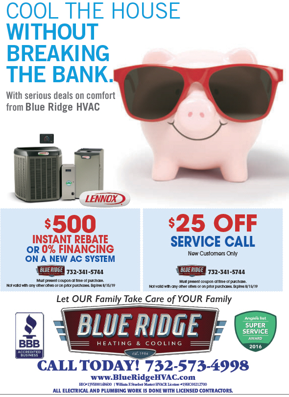 Blue Ridge Heating and Cooling - Coupon