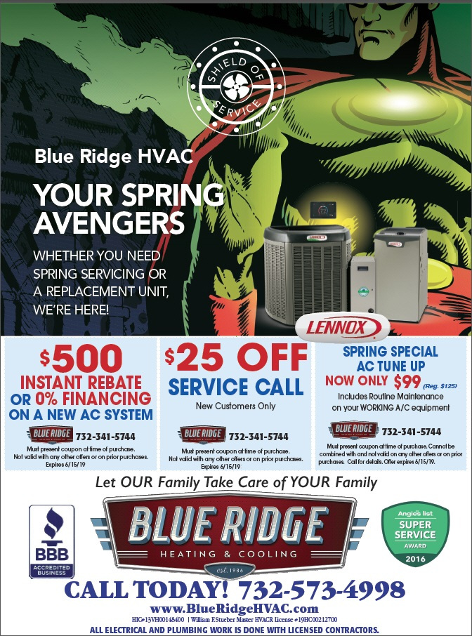 Blue Ridge Heating and Cooling