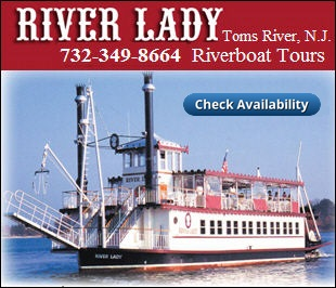 River Lady Cruises - Toms River NJ